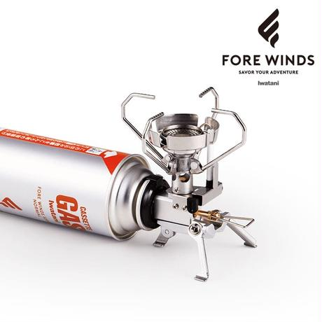 【FOREWINDS】MICRO CAMP STOVE