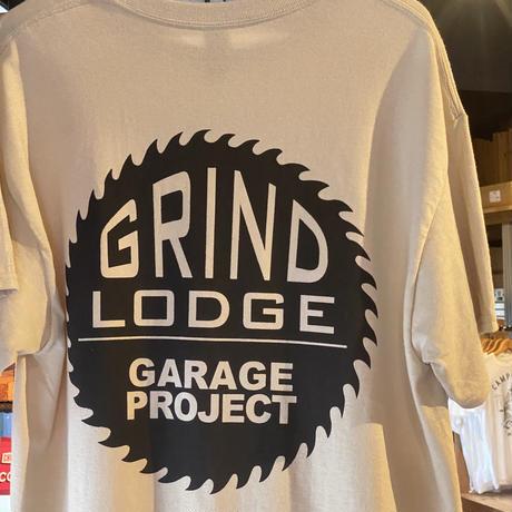 NEW!!【GRINDLODGE × Hellow CAMPER'S】CAMP HOLIC TEE