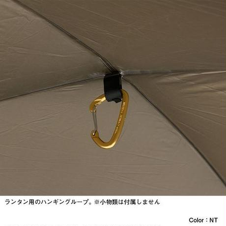 【THE NORTH FACE】Homestead Shelter