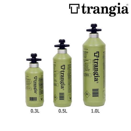 【trangia 】燃料ボトル0.3L/OLIVE