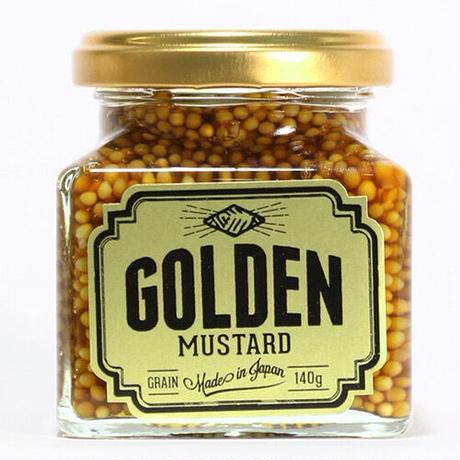 【GOLDEN MUSTARD】ゴールデンマスタード ブラック