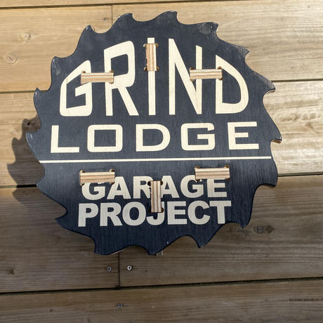 【GRIND LODGE × Tattam】スツールD