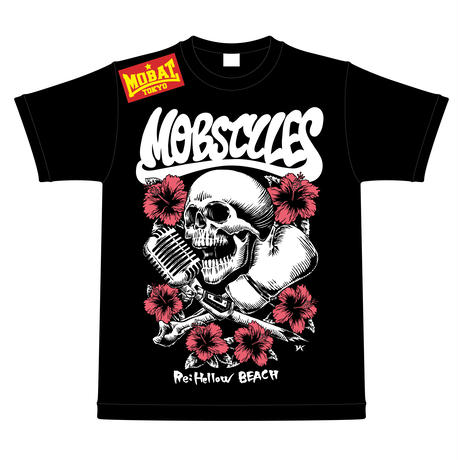 リハロウxMOBSTYLES Tシャツ