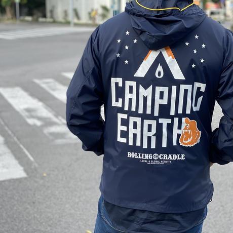 【CAMPING EARTH オリジナル】CAMPING EARTH JACKET