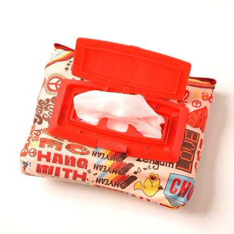 【CHUMS】ウェットティッシュケース(ポーチ ケース) Wet Tissue Case