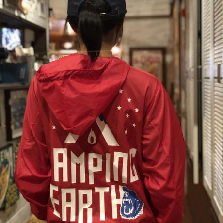 CAMPING EARTH x Rolling Cradlle コラボキャップ