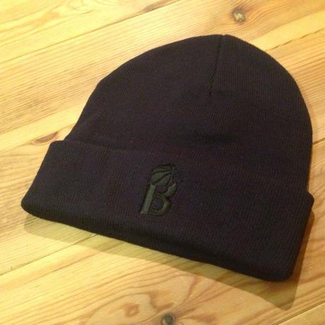 BLAX W beanie cap(NAVY)