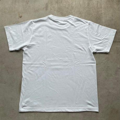 REIMGLA Simple Logo T-shirts(WHITE)