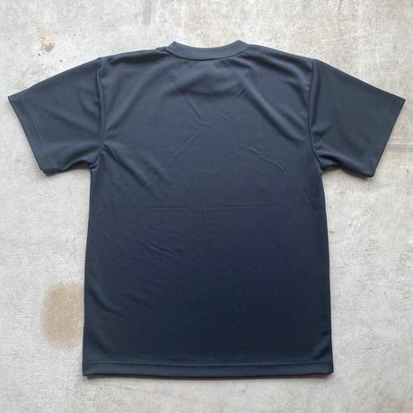 REIMGLA Simple Logo Dry  KIDS-T(BLACK)
