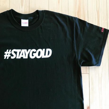 REIMGLA Message T -shirts [STAYGOLD]