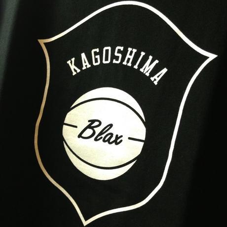 BLAX emblem T-Shirts(BLACK)
