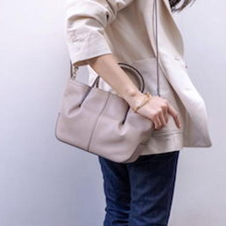 8140 BREV/2WAY MINI TOTE/Taupe(46)