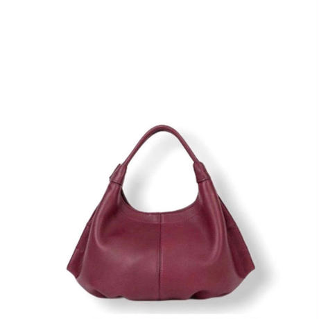 8136 BREV・Gather -MINI/ BORDEAUX(32)
