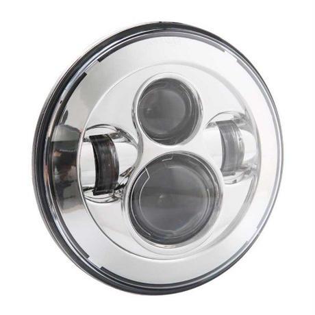 バイク パーツ ハーレー ダビッドソン LED ヘッドライト 7インチ 4.5インチ セット
