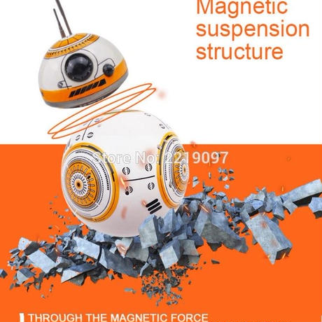 BB-8 スターウォーズ リモートコントロール ドロイド