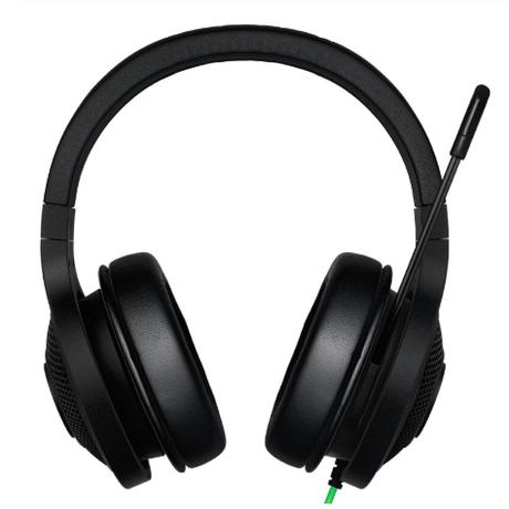 Razer ゲーム ゲーミングヘッドセット Kraken 必要なノイズ分離コンピューター/ラップトップ/ゲーム用 ゲーマー用 マイク付き オーバーイヤー有線アナログ3.5 mm