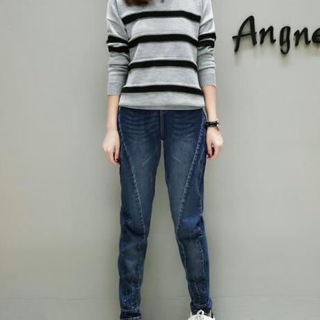 女性 レディース ファッション ジーンズ フレア パンツ