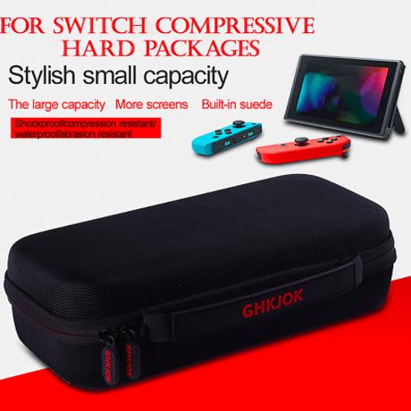 switch ケース 人気 キャリーカバー コンソール トラベルバッグ ハード 保護 収納袋 40JUL24