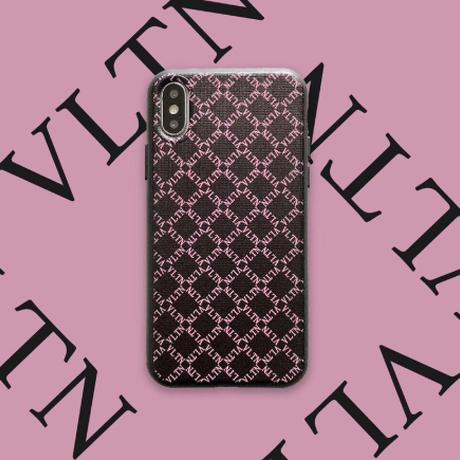 【インスタ映え】VLTN イタリア 高級ブランド  iphone x xs xr xsMAX 11 11Pro  かわいい ケース