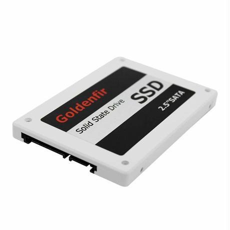 パソコン 遅い SSD Goldenfir 1TB SATA 2.5インチ NAND 価格最安!