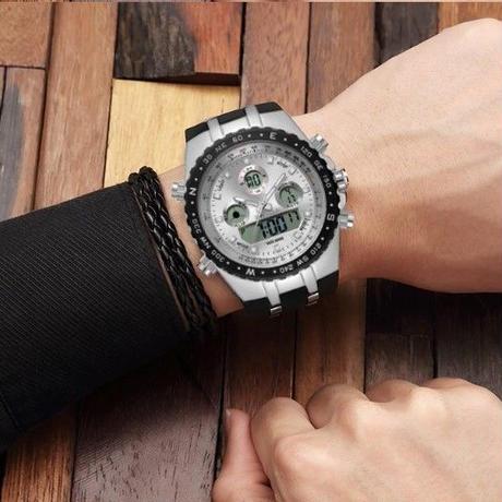 高級ブランド 腕時計 Readeel メンズ クォーツ スポーツウォッチ