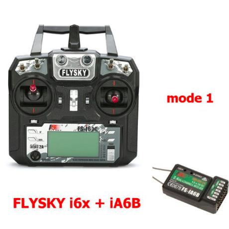 FLYSKY ドローン 用 リモコン X6B iA6B A8S受信機を搭載した FLYSKY FS-i6X i6X 10CH 2.4GHz AFHDS 2A RCトランスミッタ