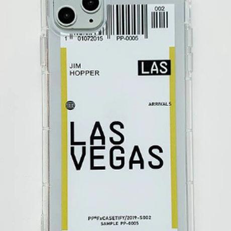 casetify  iphone 11Pro  casetify風 旅行ラベル ケース
