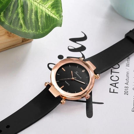 GENEVA ジェネバ ジュネーブ 腕時計 クォーツ レディース カジュアル