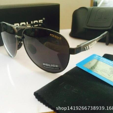 POLICE ポリス サングラス カジュアル ファッション トレンド サングラス