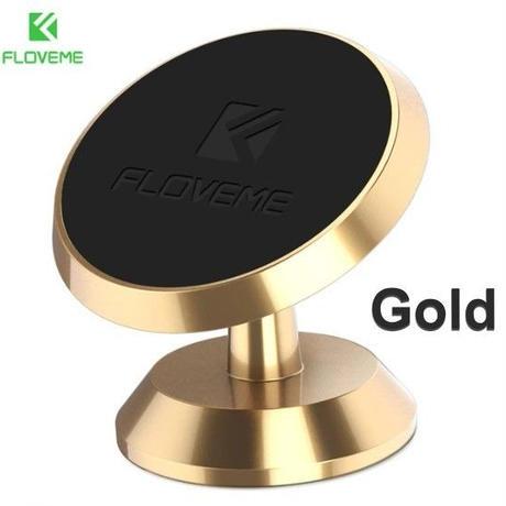 車載 スマホホルダー FLOVEME iPhone Samsung 磁気 マウントホルダー