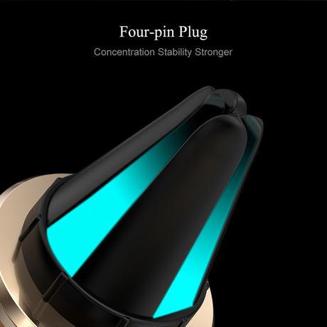 エアーベント 車載 スマホホルダー FLOVEME iPhone Samsung マウントホルダー