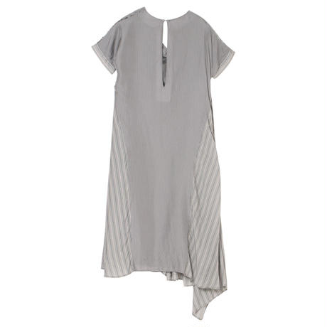 Stripe Docking Dress