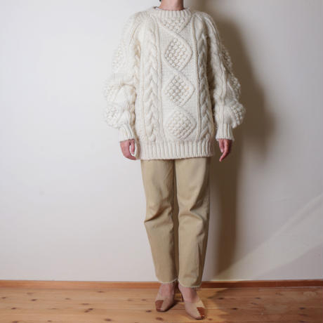 【&her】Re: Alan Knit #1