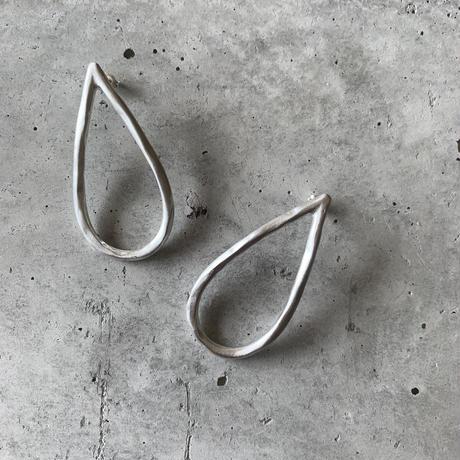 【&her】Teardrop  Pierce/earrings