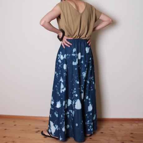【&her】Denim Skirt