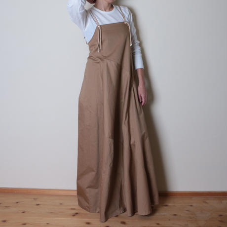 【&her】 Cable Onepiece/Beige