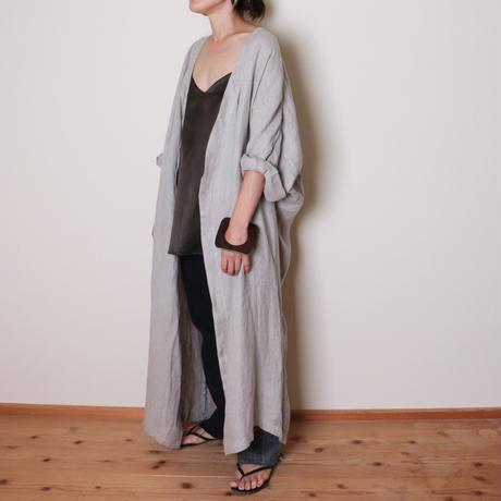 【&her】Linen Onepiece