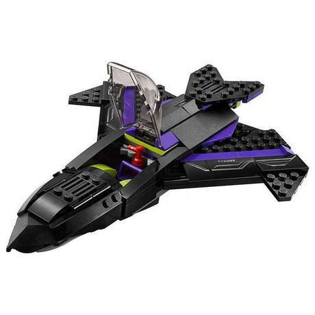 ブラックパンサー Black Panther レゴ LEGO おもちゃ Marvel Super Heroes Captain America: Civil War Pursuit model