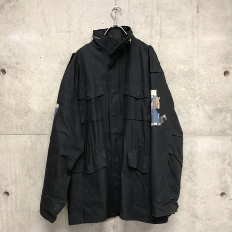 "M-65 field jacket  ""picture print"""