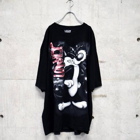 Sylvester Cat printed tee