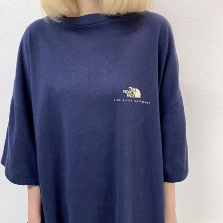 90's THE NORTH FACE ワンポイントTee /T-0001
