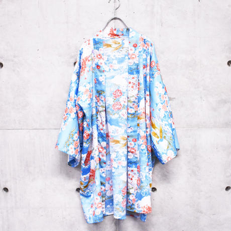 80s japanese graphic haori