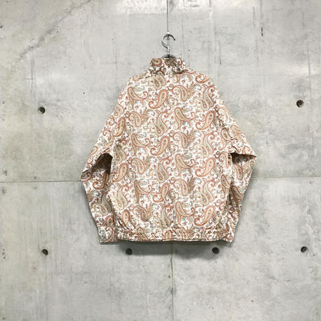 Hand made paisley jacket