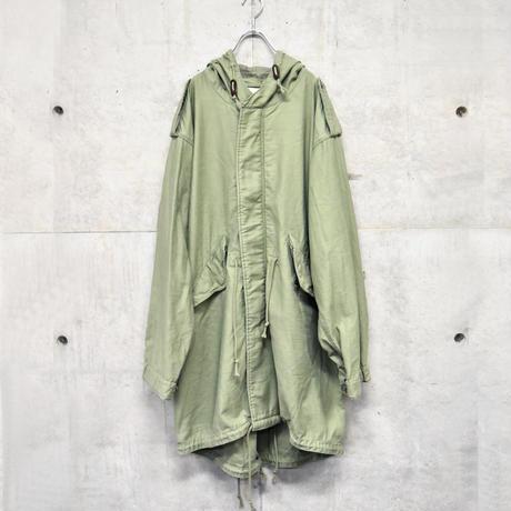 Denim & Supply Ralph Lauren  Back print Mods coat