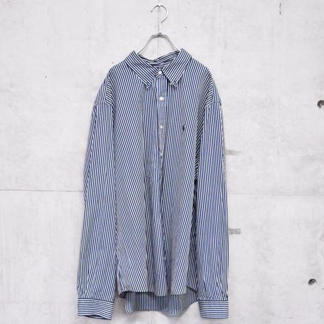 Ralph Lauren B.D BIG stripe shirt