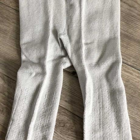 裾frill 編みknitレギンス