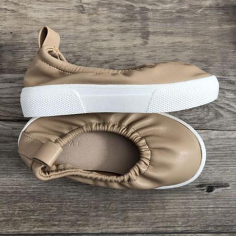 ラウンドギャザーshoes
