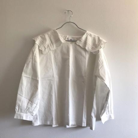セーラーカラーdesign blouse (mama)