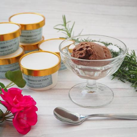 【ちょっぴりお得な12個】ミルキーヴィーガンアイスクリーム【スパイスチョコ】