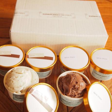 【送料無料】ミルキーヴィーガンアイスクリーム【24個】お好きな組み合わせで